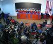 Achiziţiile Stelei au susţinut o conferinţă de presă