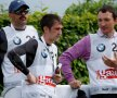 GALERIE FOTO / Două echipe româneşti se bat pentru cele trei BMW-uri X3 puse în joc