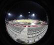 Ştefan cel Mare, luni seara: maximum 300 de spectatori, cea mai slabă asistenţă din istoria lui Dinamo Foto: Raed Krishan