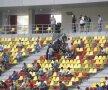 Simularea organizării unei partide pe National Arena