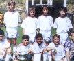 Karim, la 9 ani, în echipa piticilor de la Lyon