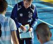 Proful de la Doamna Chiajna, Mircea Jecu, şi o tabletă, varainta pentru futsal
