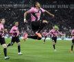 "Vidal a reuşit ""dubla"" cu AS Roma. Chilianul, 6 goluri, e extrem de important la Juve // Foto: Reuters"