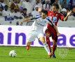 Rădoi (stînga) a jucat vineri tot meciul, al 17-lea în 19 etape la Al Ain