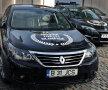 Tur de torţă cu Renault şi mari campioni ai României