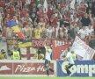 FOTO Victorie istorică » Steaua cîştigă pentru a cincea oară la rînd Derby de România!