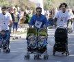 """Orăşelul copiilor activi » Peste 1.800 de copii au alergat ieri în Bucureşti, în """"prologul"""" Maratonului Internaţional de azi"""