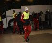 """FOTO """"Cîinii"""" au ajuns în Cipru » Imagini de la sosirea lui Dinamo"""