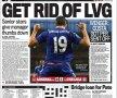 Ce scriu azi ziarele de sport din lume (25 ianuarie 2016)