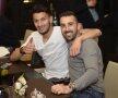 """Zoubir și Varga vor să-i liniștească pe fani: """"Situația e sub control"""" // Foto: Cristi Preda"""