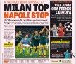 Ce scriu azi ziarele de sport din lume (23 februarie 2016)