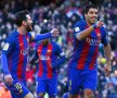 VIDEO Imaginile devenite virale cu Messi și Suarez în prim-plan » Iată ce le-a provocat o criză de râs vedetelor Barcelonei