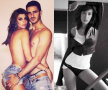 """FOTO Soția unui star italian a surprins pe Instagram: """"Mă gândeam să vă spun ceva interesant"""""""