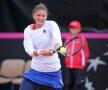 FOTO Simona Halep și Irina Begu le-au învins pe Johanna Konta și Heather Watson! România se menține în Grupa Mondială II » Ce s-a întâmplat în meciul de dublu