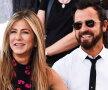 Jennifer Aniston & Justin Theroux ► Foto: hepta.ro