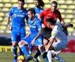 VIDEO + FOTO CSU Craiova urcă pe locul 2! Oltenii s-au impus cu greu, 1-0 cu FC Hermannstadt
