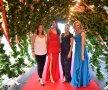 Irina Glibko, Samara da Silva, Cristina Florică și Iulia Dumanska au strălucit la Gala Handbalului (foto: Raed Krishan, GSP)