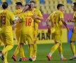 România s-a impus în amicalul cu Belarus, 5-3, după două reprize total diferite: prima, foarte bună, cu 4 goluri marcate, a doua în care am arătat multe slăbiciuni în defensivă (foto: Cristi Preda/GSP)