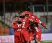 """Dinamo a obținut prima victorie după șase etape de secetă. """"Câinii"""" au învins-o pe FC Voluntari, scor 3-0 (foto: Cristi Preda/GSP)"""