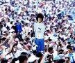 La revedere, Diego Maradona! Argentinianul în vârstă de 60 de ani a murit din cauza unui stop cardiorespirator. A câștigat Cupa Mondială și a fascinat tribunele din Argentina și Italia, foto: Guliver/gettyimages
