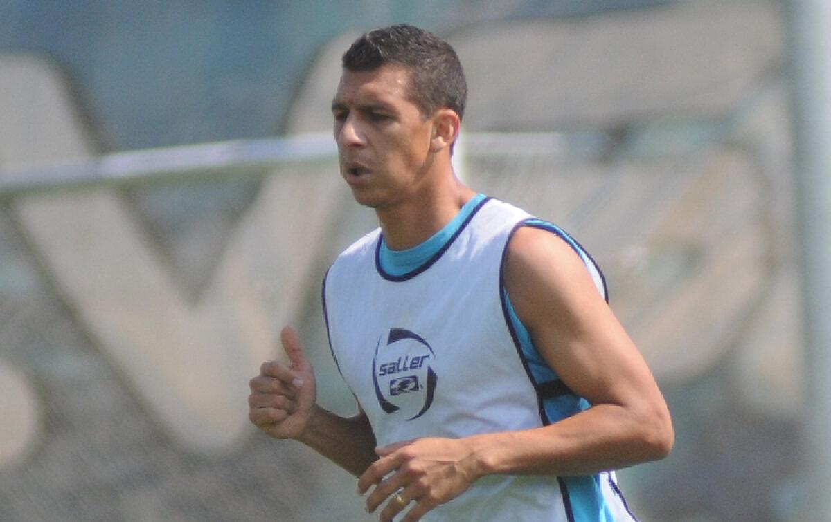 FOTO Brazilianul Ozeia s-a antrenat în premieră cu FC Vaslui