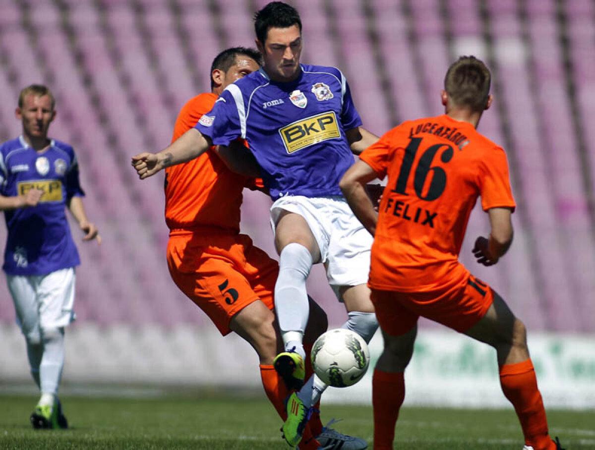 Atacantul deghizat în femeie » Ce vrăji au mai făcut achiziţiile lui Dinamo?!