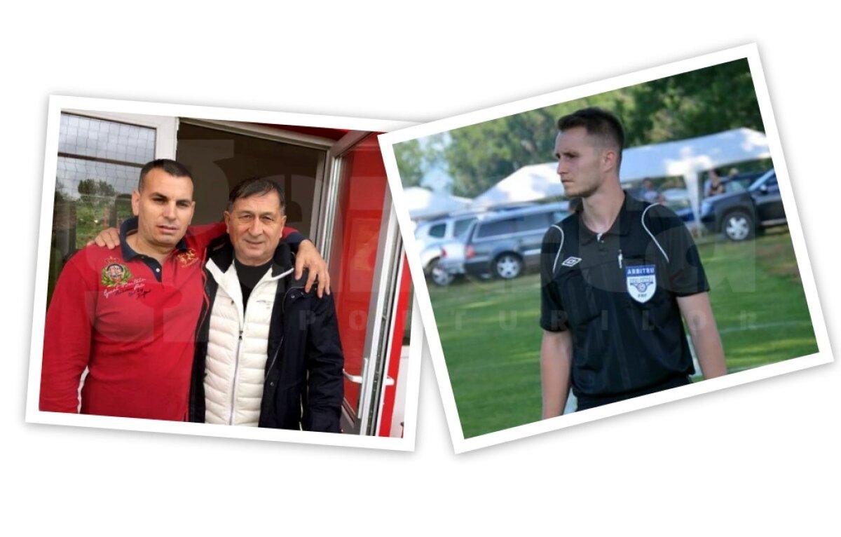 Scene horror pe un teren de fotbal » Un arbitru, fost jucător al Academiei Hagi, aproape să fie omorît în bătaie la un meci la care a fost prezent şi Ion Crăciunescu!