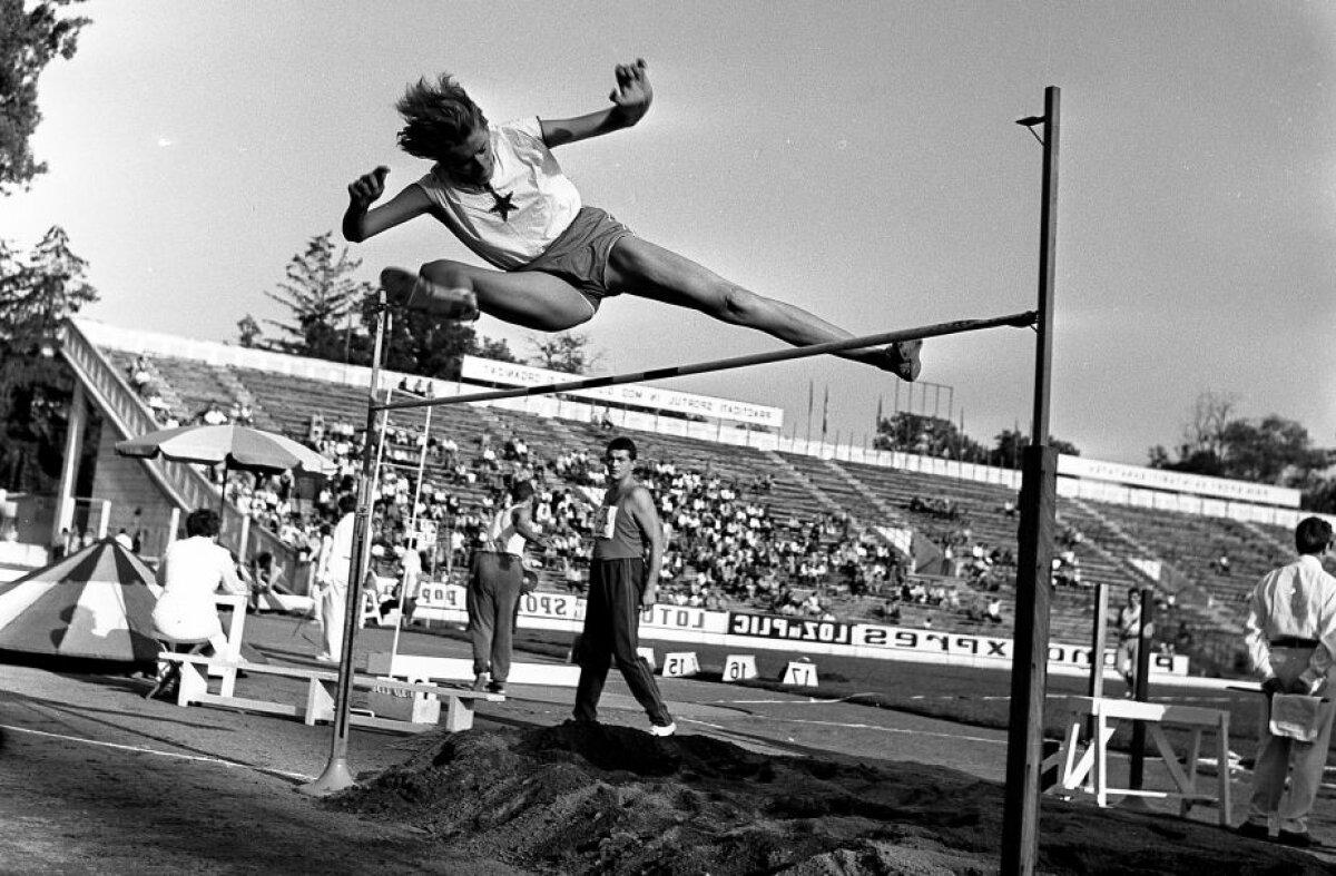 Doliu în sportul românesc » S-a mai dus o legendă: Iolanda Balaș Soter a murit astăzi