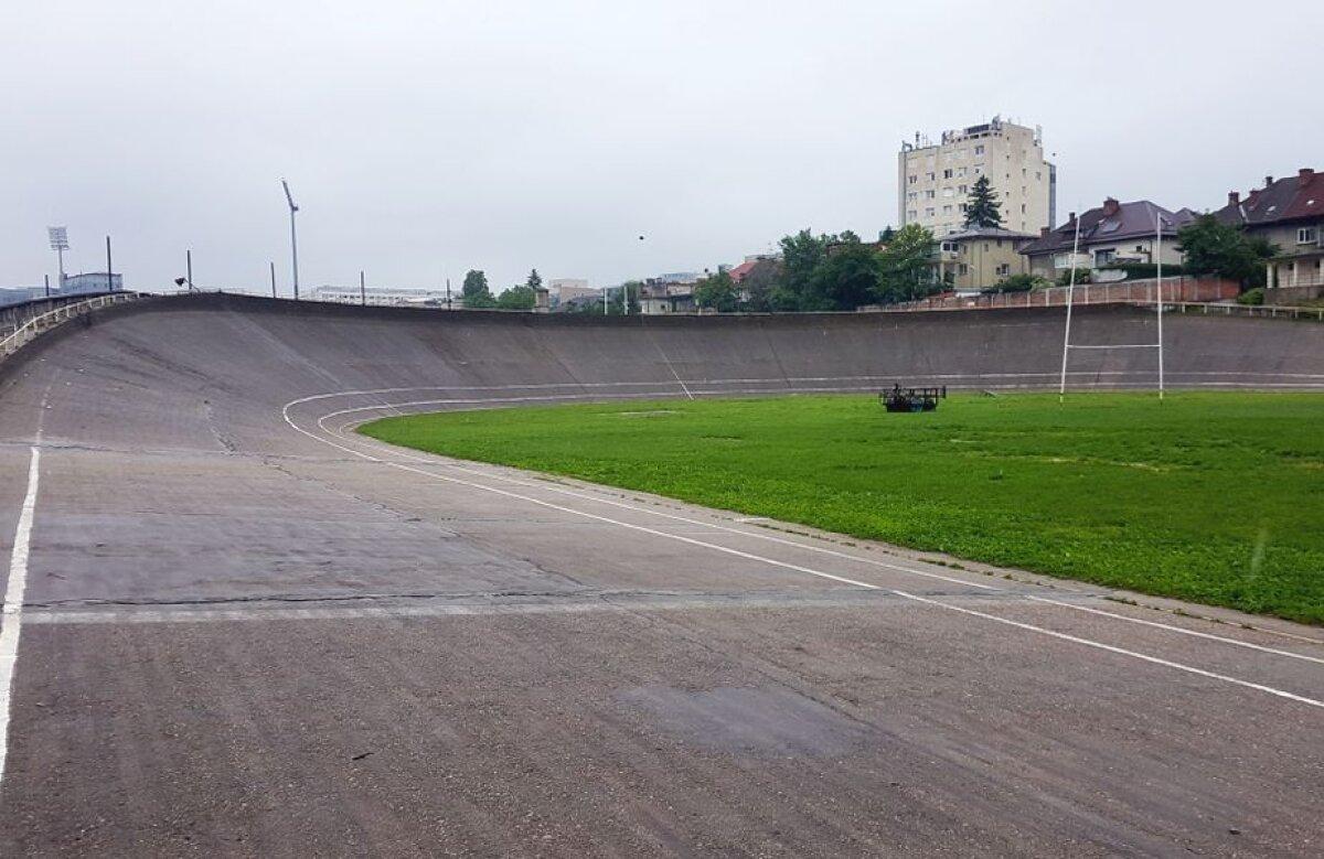 EXCLUSIV VIDEO + FOTO Aici vor fanii lui Dinamo să se facă noul stadion! Cum arată velodromul