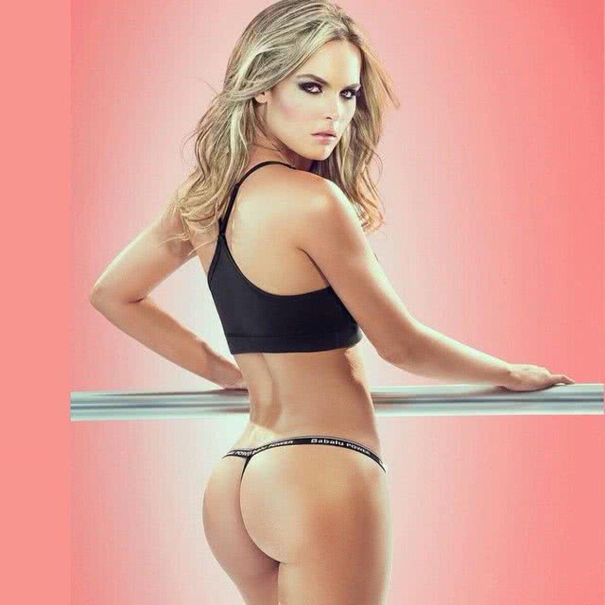 FOTO Cea mai sexy femeie în bikini din lume! Imagini sexy cu microbista care îl adoră pe Falcao