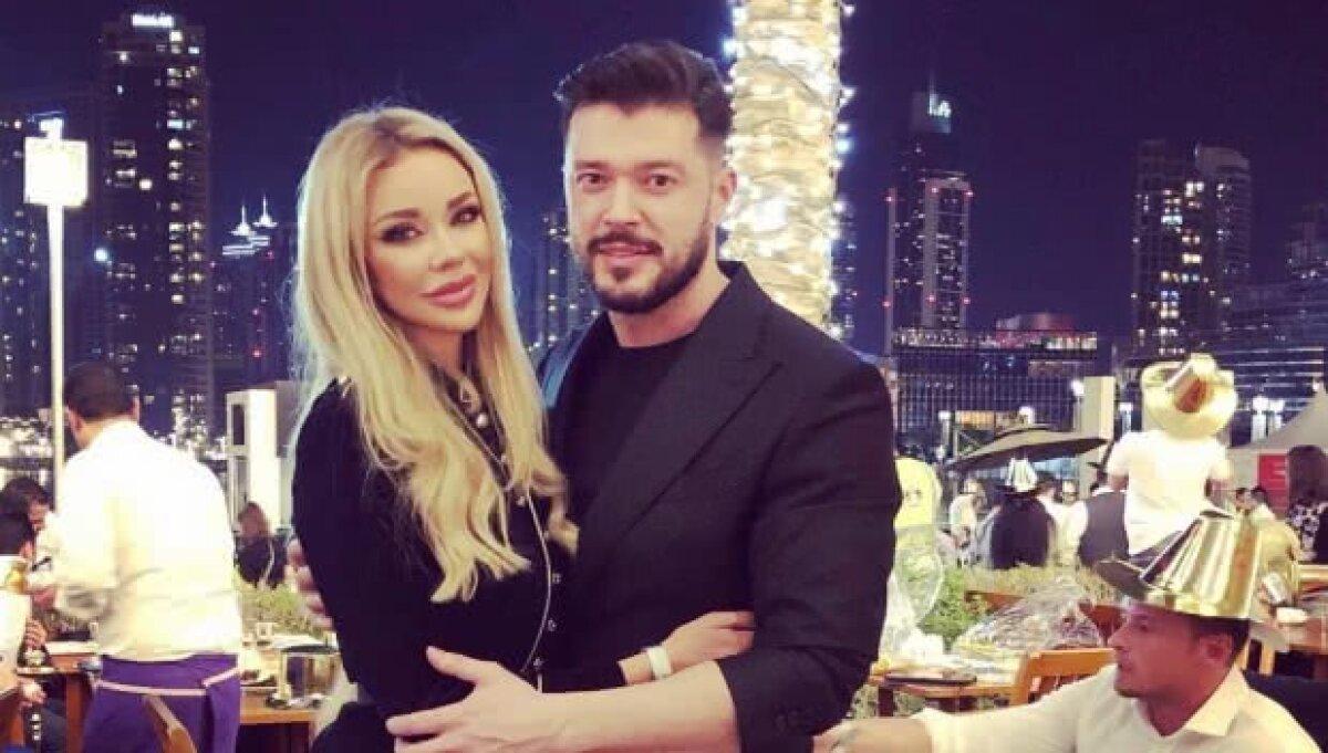 FOTO Cum îl trăda Bianca pe Victor Slav exact în ziua nunții. Adi Cristea a arătat mesajele primite de la ea!