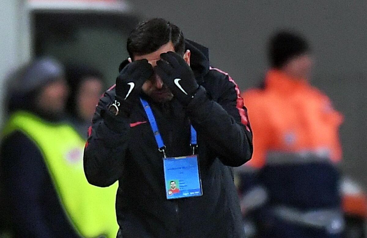 """""""Monstrul"""" Gigi a lovit din nou și l-a terminat și pe Dică » 15 ani ani de umilințe la care au fost supuși antrenorii care au lucrat cu patronul FCSB"""