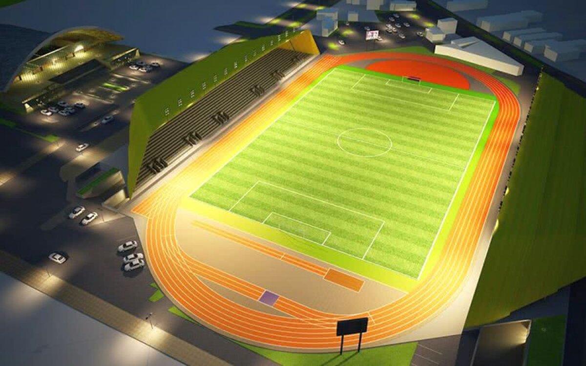 """FOTO Cine are """"spate"""" primește și stadion! Guvernul și CNI, bani pentru stadioane în orașele lui Liviu Dragnea și Darius Vâlcov"""