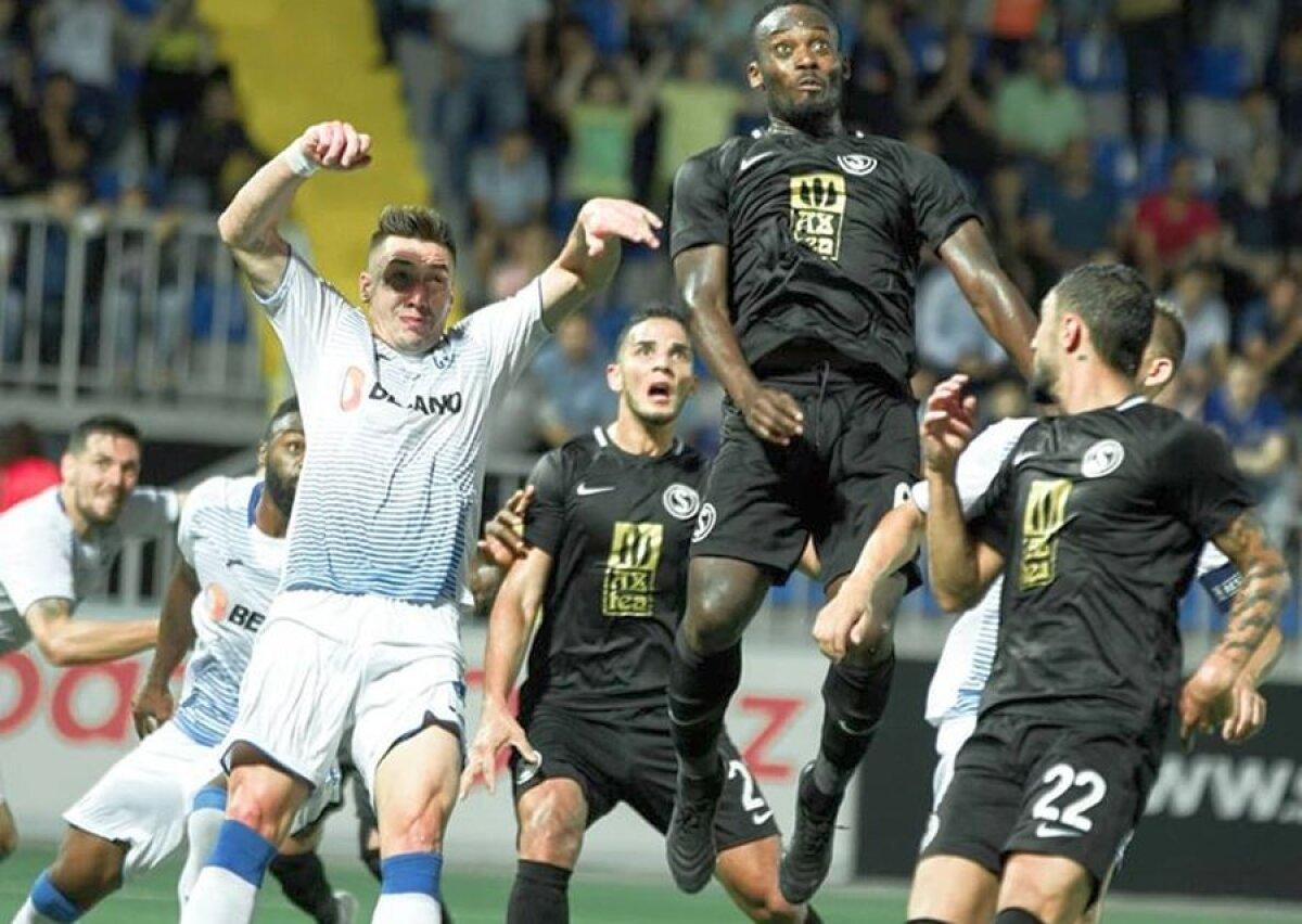SABAIL FK - CSU CRAIOVA 2-3 // FOTO Oltenii bifează victoria așteptată și sunt cu un pas în turul II al Europa League