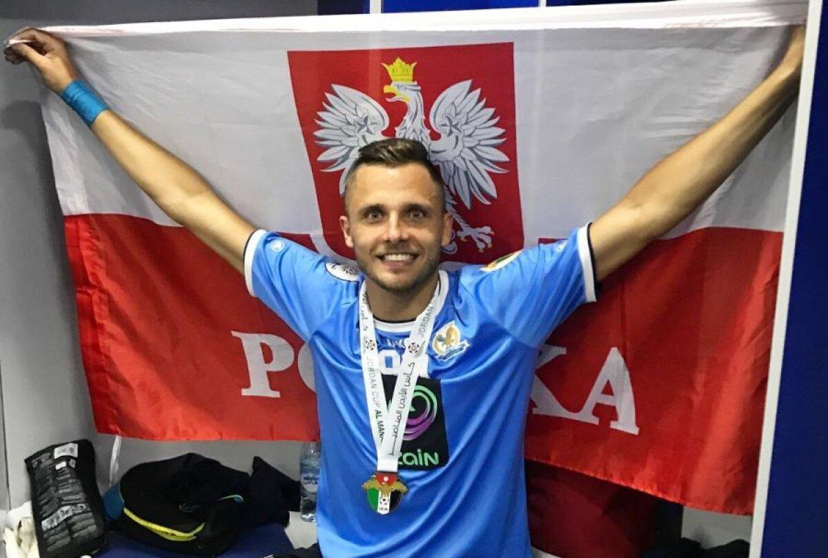 """FCSB // EXCLUSIV Lukasz Gikiewicz, polonezul lui Gigi Becali, în conflict cu Gaz Metan și cu impresarul. Agent: """"Am depus azi actele la FIFA să-l suspende"""""""
