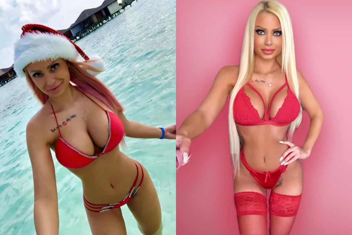 """FOTO Giulia Sabrina, blonda din București care adună mii de like-uri cu pozele sexy de pe Facebook!  """"Mai bine o diavoliță în toată splendoarea decât o sfântă prefăcută"""""""