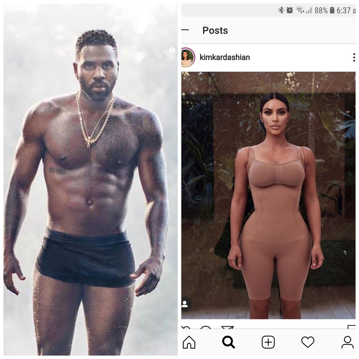 """FOTO Jason Derulo, în război cu Instagramul după ce i-a fost ștearsă o poză în care apărea în boxeri mulați: """"E discriminare!"""""""