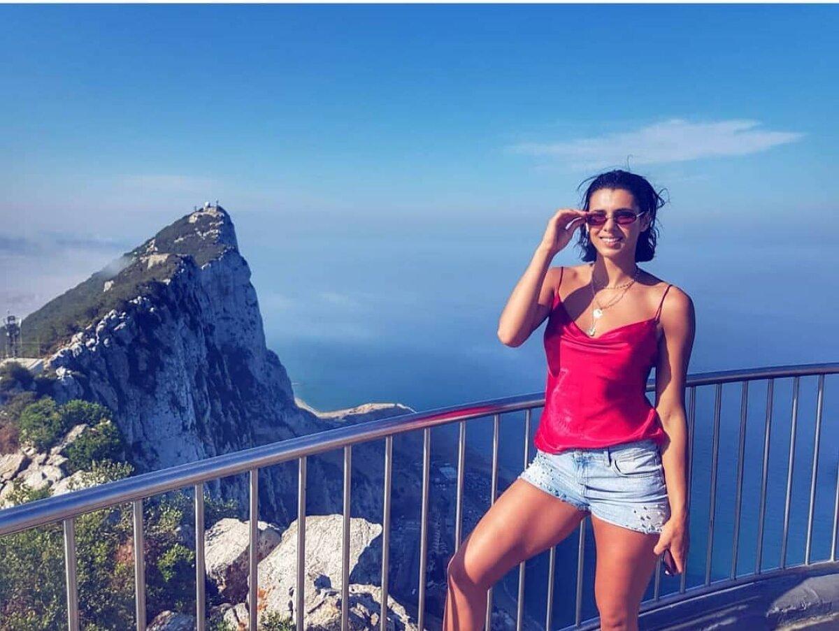 """GALERIE FOTO. Denisa Dedu face senzație pe Instagram: """"Dacă nu ajungeam handbalistă, eram model!"""". Ce o atrage cel mai tare"""
