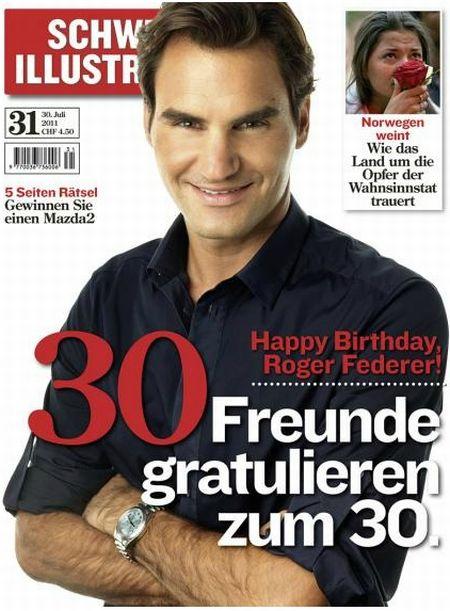 roger federers 30th birthday - 548×720
