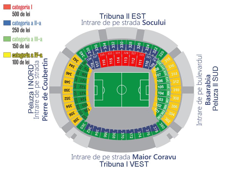 Ghid Pentru Procurarea Biletelor La Finala Europa League 2012 De