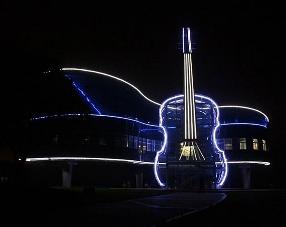 Cea mai frumoasă școală de muzică din lume! Imaginile te vor lăsa cu gura căscată