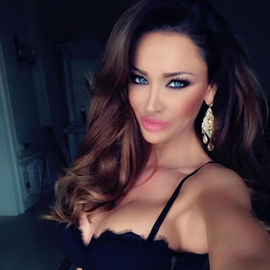 Bianca Drăgușanu, ucigător de sexy