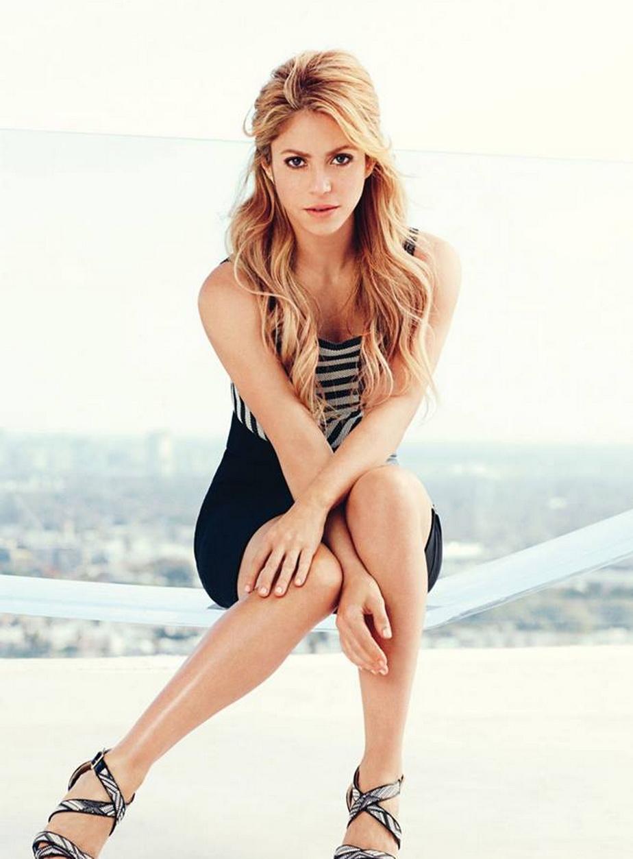 Shakira, fără niciun fel de machiaj. Mai este la fel de frumoasă?