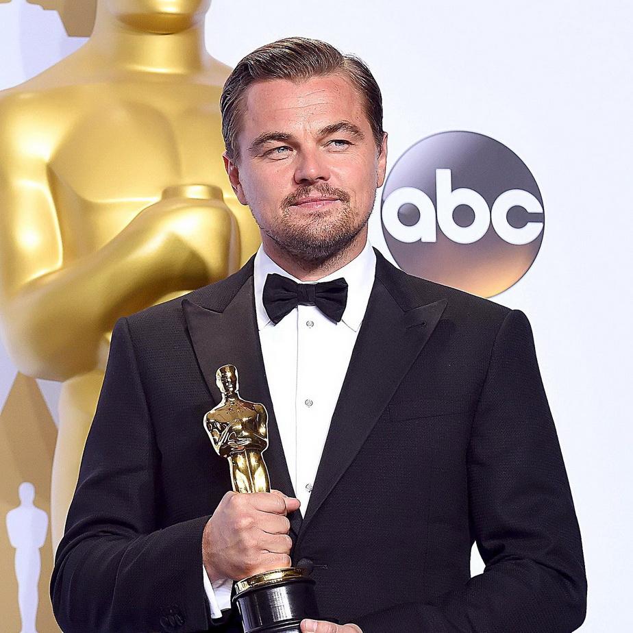 Cu ea a sărbătorit Leo DiCaprio câştigarea Oscarului