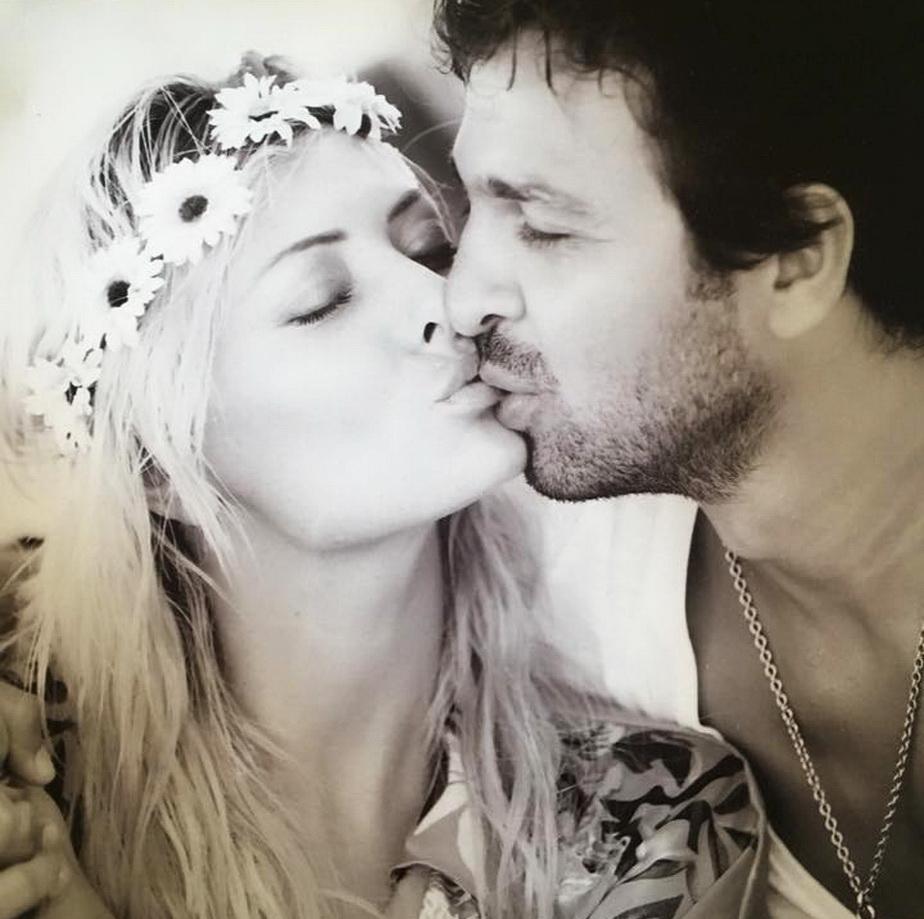 Delia, prima fotografie romantică alături de soţul ei