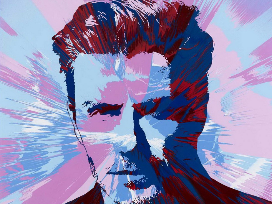 Un portret al lui Beckham, vândut cu aproape 100.000 de euro