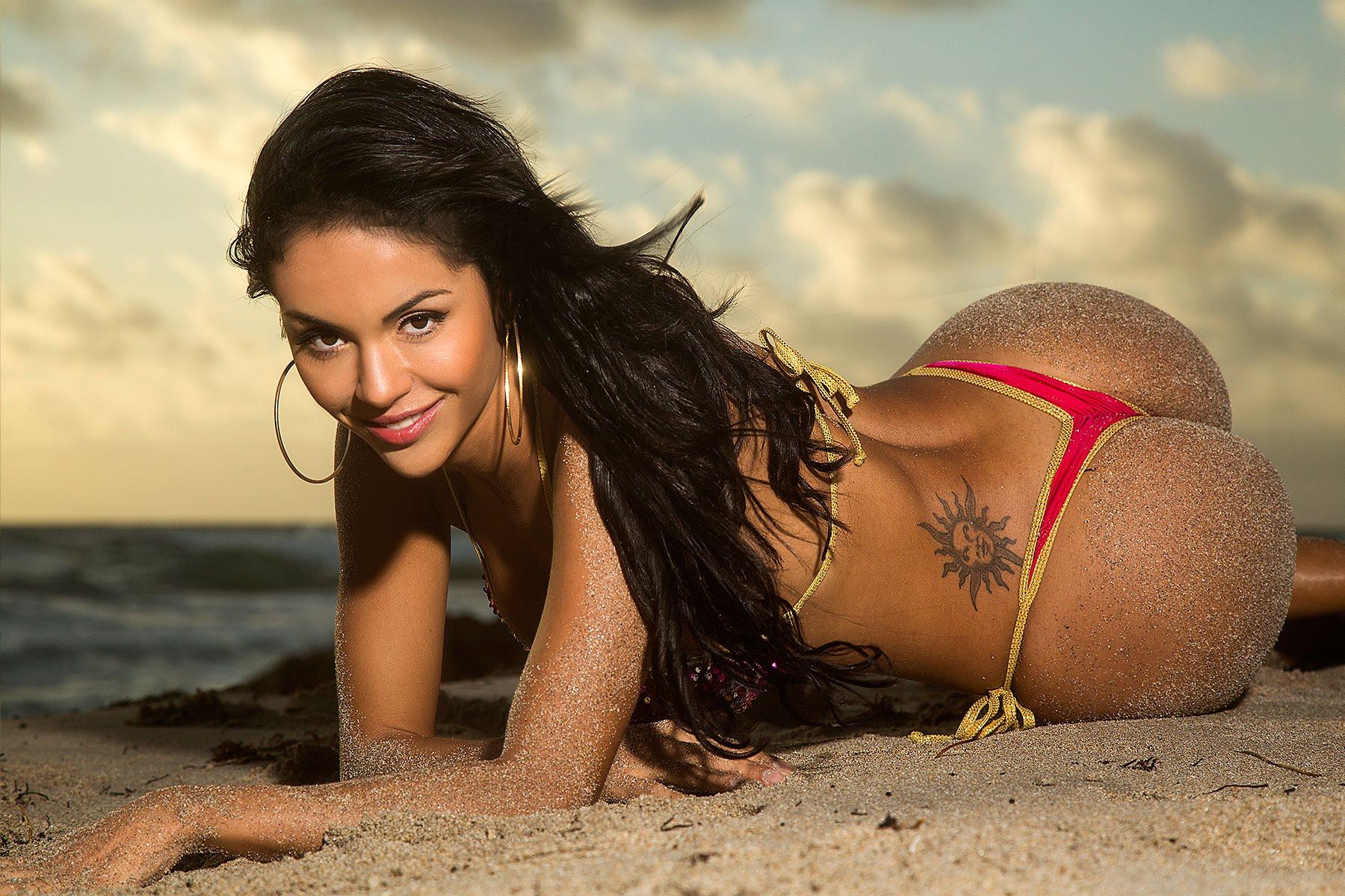 Бразильянки самые горячие женщины