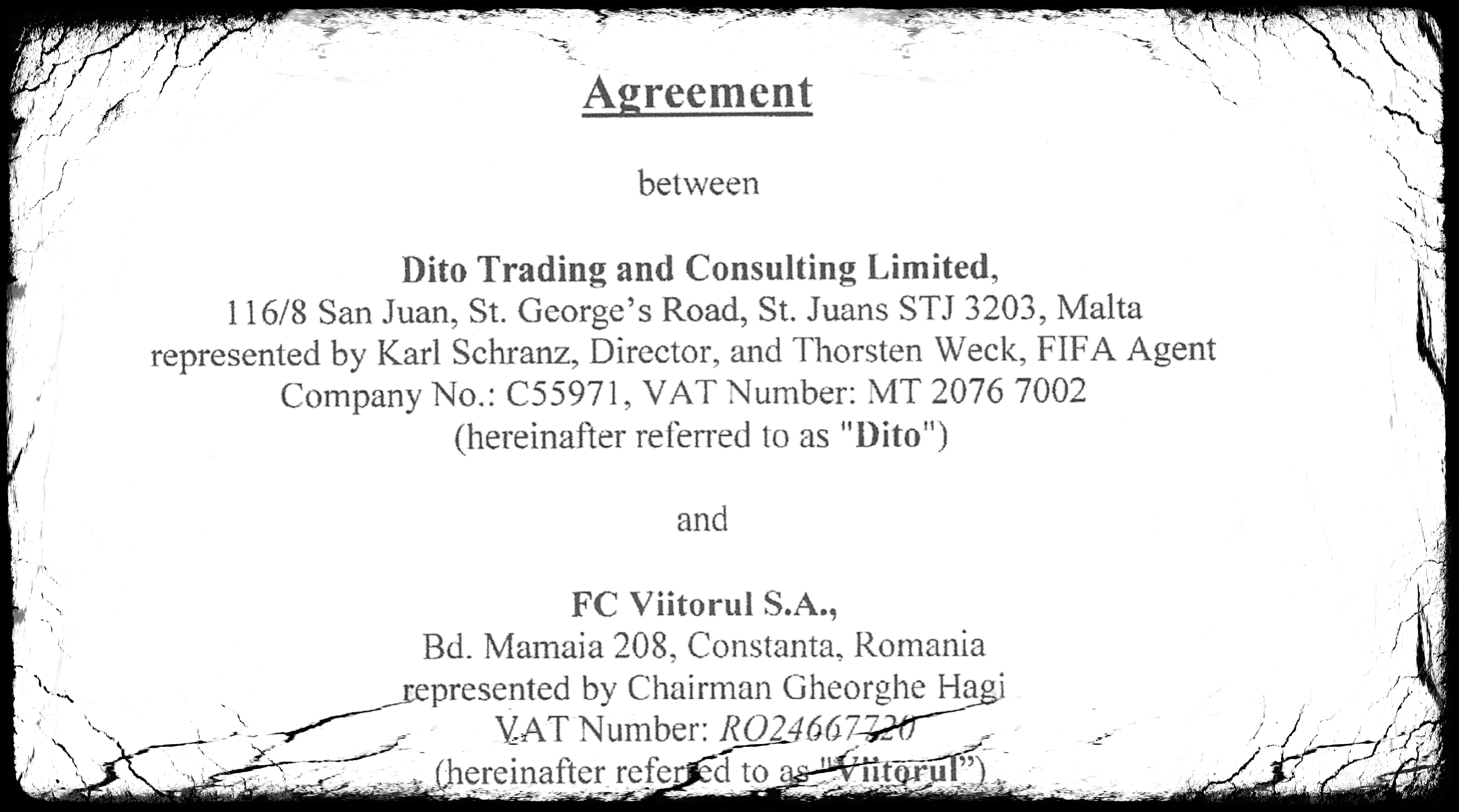header contract