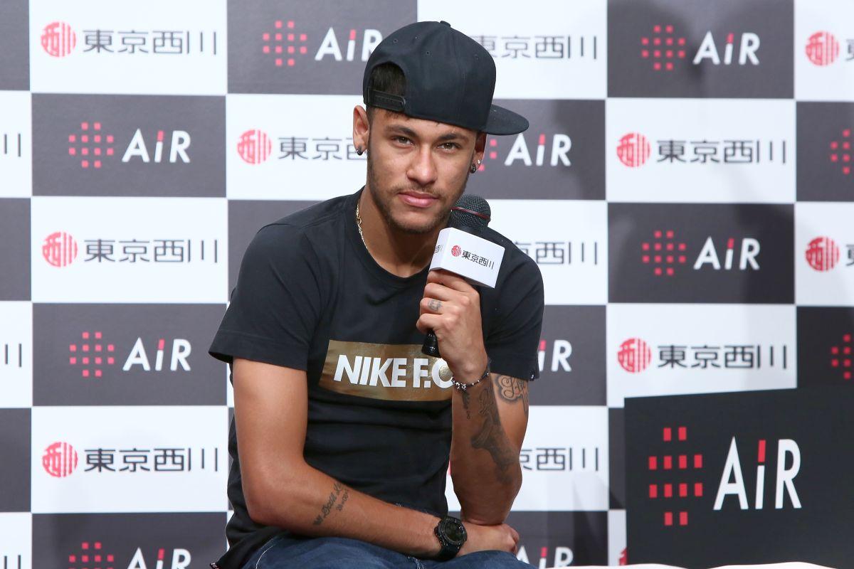 neymar getty