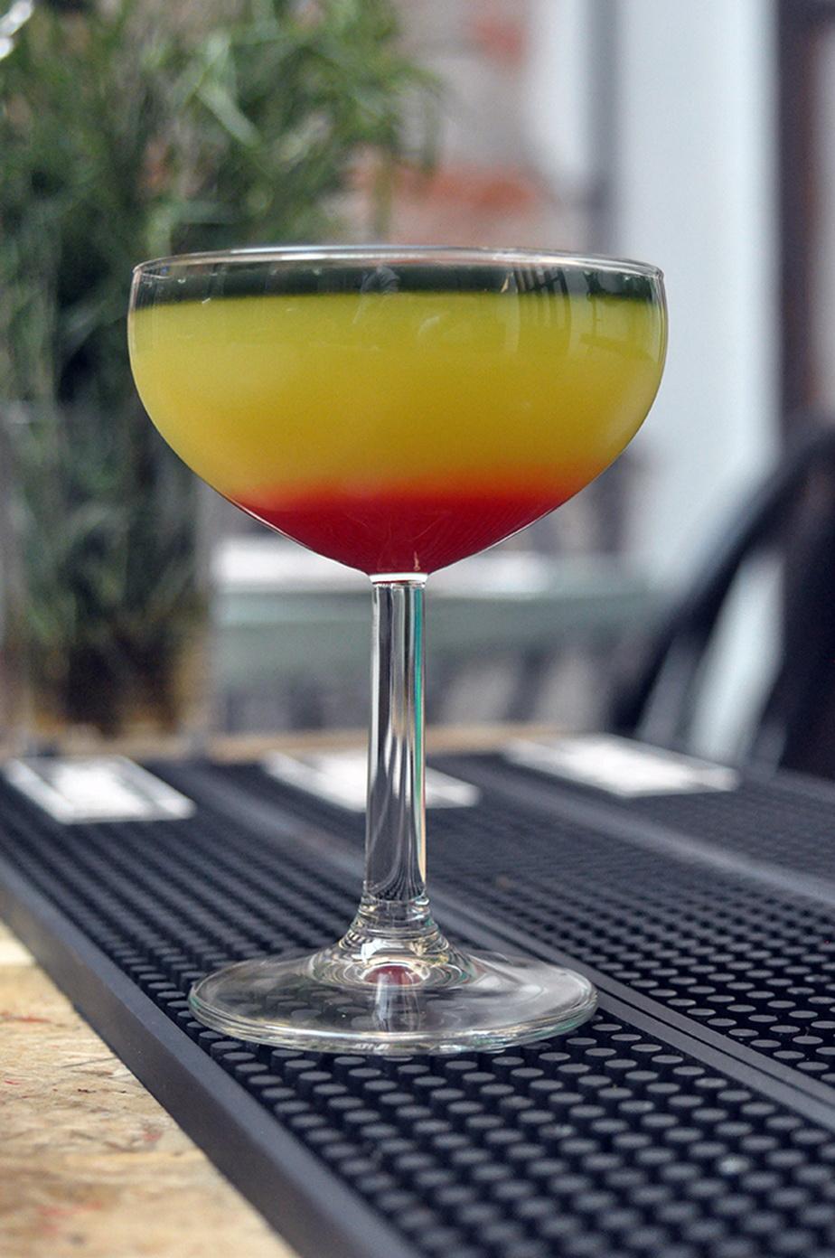 Aragog, cocktailul mexican cu venin de tarantulă